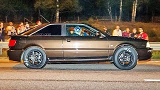 Download 800hp Audi S2 from HELL - AWD STREET MONSTER! Video