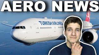 Download So ALT sind TURKISH AIRLINES Flugzeuge! AeroNews Video