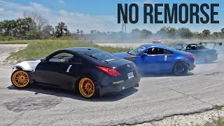 Download Destroying my 350Z on the First Day... Video
