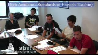 Download English Courses in Galway, Ireland | Atlantic Language Galway Video