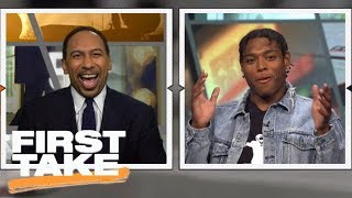 Download Jaguars' Jalen Ramsey gets at Stephen A. Smith's Steelers   First Take   ESPN Video