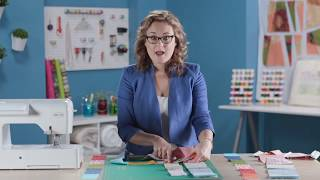 Download Full Episode! Easy Baby Quilts: Ocean Currents (MFQ 306) Video