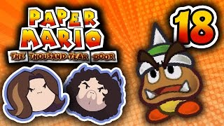 Download Paper Mario TTYD: Paper Thin Pals - PART 18 - Game Grumps Video