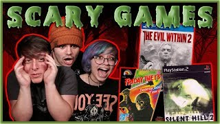 Download HORROR VIDEOGAMES Through the Ages!! (Let's Play) | Thomas Sanders Video