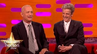 Download Tom Hanks On Becoming Forrest Gump - The Graham Norton Show Video