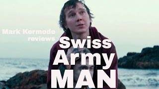 Download Swiss Army Man reviewed by Mark Kermode Video