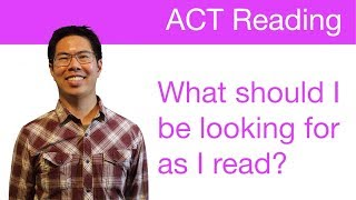 Download Best ACT Reading Prep Strategies, Tips, and Tricks - Key Information to Look for Video