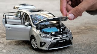 Download Unboxing of Toyota Yaris/Vitz/Vios L 1:18 Scale Diecast Model Car Video