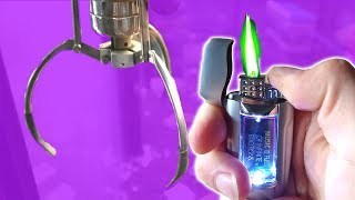 Download CLAW MACHINE: WON A GREEN FLAME LIGHTER!! Video