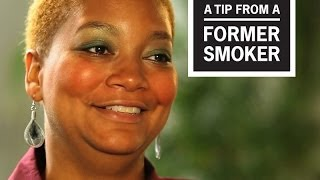Download CDC: Tips From Former Smokers — Tiffany: Surprising Things About Quitting Video