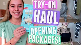Download MINI TRY-ON HAUL & PO BOX UNBOXING! RCvlogs #19 Video