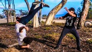 Download BROKEN RIB WHILE SLACKLINING! w/ Alex Mason Video