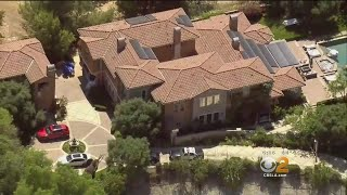 Download Home Invasion Investigated At French Montana's Hidden Hills Mansion Video