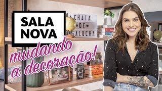 Download Mudamos a nossa sala! Novos móveis e decoração! | Lu Ferreira Video