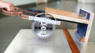 Download How to Make a Sliding Miter Saw at Home Video