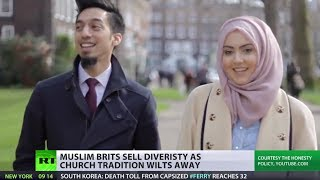 Download Islam fastest growing religion in UK as churches decline Video