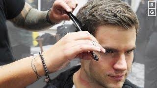 Download Classic Scissor Cut Short Back & Sides Men's Haircut Video
