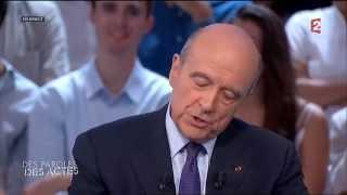 Download Loi Taubira : Julie Graziani fait violence à Alain Juppé Video