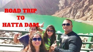 Download Awesome Road trip | Hatta Dam - Dubai | 2017 Video