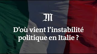 Download D'où vient l'instabilité politique en Italie ? Video