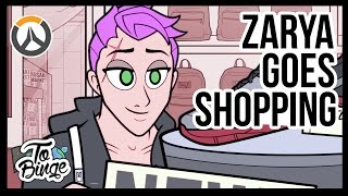 Download Zarya Goes Shopping: An Overwatch Cartoon Video