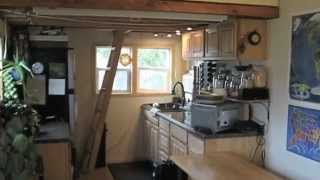 Download Tiny House Tour that Houses Family of Four Video