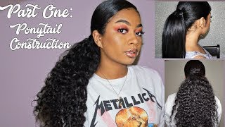 Download Make your own Ponytail Extension (PART ONE) Video