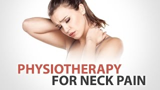 Download Relief from Neck Pain using Physiotherapy - Dr. Sadiya Vanjara Video