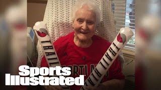 Download 92-Year Old Trail Blazers Fan Meets Damian Lillard | Mustard Minute | Sports Illustrated Video