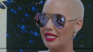 Download Amber Rose Claims Ex Kanye West Has Been Constantly Bullying Her For 7 Years Video
