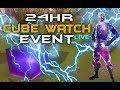 Download FORTNITE - Purple Cube Watch Event - Cube Is Moving LIVE Countdown Leaked MAP Locations Times Video