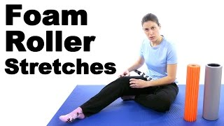 Download Foam Roller Stretches with Freory's 3-in-1 Foam Roller - Ask Doctor Jo Video