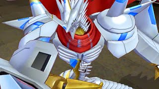 Download Jesmon!! Royal Knight Hackmon Mega Digivolution - Digimon Story Cyber Sleuth Video