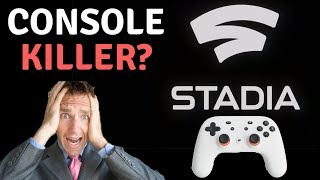 Download Google Stadia To End Consoles? 4K 60 FPS On Any Device? Gamers Aren't Buying It Video