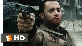 Download Saving Private Ryan (7/7) Movie CLIP - Capt. Miller's Last Stand (1998) HD Video