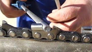 Download Afilado cadena de motosierra Video