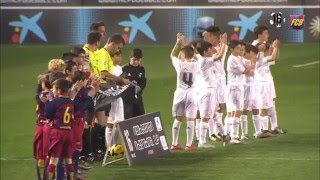 Download FC Barcelona Alevín A gana el MIC 2016 al Real Madrid en la final (2-0) Video