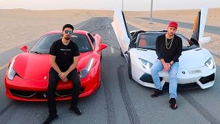 Download LAMBORGHINI VS FERRARI !!! Video