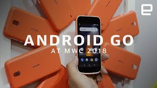 Download Nokia, Alcatel and Android Go at MWC 2018 Video