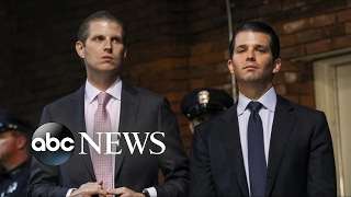 Download FBI calls emergency meeting with Eric and Donald Trump Jr. Video