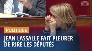 Download Quand Jean Lassalle fait pleurer de rire les députés Video
