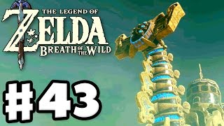Download Divine Beast Vah Naboris! - The Legend of Zelda: Breath of the Wild - Gameplay Part 43 Video