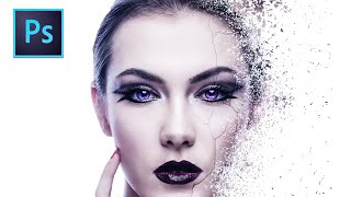 Download Disintegration Effect: Photoshop Tutorial Video