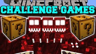 Download Minecraft: DREADBEAST CHALLENGE GAMES - Lucky Block Mod - Modded Mini-Game Video