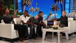 Download Will Smith Surprises Viral Video Classmates for Their Kindness Video