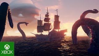 Download Sea of Thieves: Gameplay Launch Trailer Video