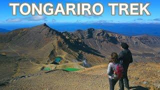 Download Plus beau trek 👣 du Monde 🌍 ? | TONGARIRO ALPINE CROSSING 🇳🇿 [Vlog#82] Video