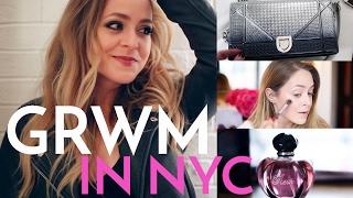 Download GRWM in NEW YORK | Fleur De Force Video