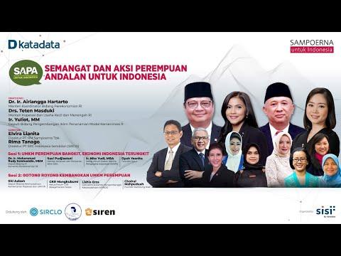 Semangat dan Aksi Perempuan Andalan untuk Indonesia | Day 1