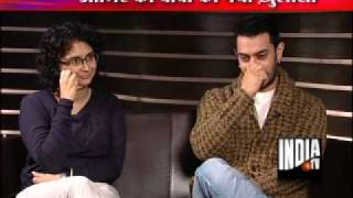 Download Aamir Khan And Kiran Rao Speak Exclusively To India TV Video